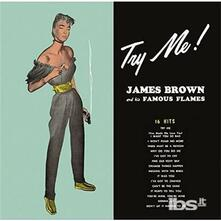 Try me (Japanese Edition) - CD Audio di James Brown
