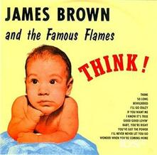 Think (Japanese Edition) - CD Audio di James Brown