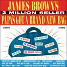 Papa's Got a Brand New (Japanese Edition) - CD Audio di James Brown