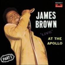 Live at the Apollo vol.2 (Japanese Edition) - CD Audio di James Brown