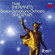 Planets (Japanese Edition) - SHM-CD di Gustav Holst