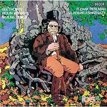 Violin Sonate 6 - 8 (Japanese SHM-CD) - SHM-CD di Ludwig van Beethoven