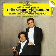 Violin Sonate K. 301 (Japanese SHM-CD) - SHM-CD di Wolfgang Amadeus Mozart