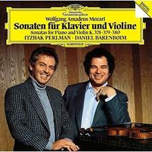 Violin Sonate K. 378 (Japanese SHM-CD) - SHM-CD di Wolfgang Amadeus Mozart,Itzhak Perlman,Daniel Barenboim