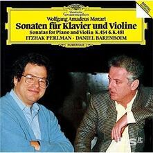 Violin Sonate K. 454 (Japanese SHM-CD) - SHM-CD di Wolfgang Amadeus Mozart