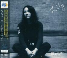 Golden Best (Japanese Edition) - CD Audio di Lily