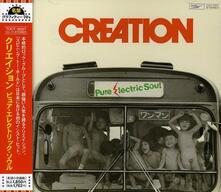 Pure Electric Soul (Japanese Edition) - CD Audio di Creation