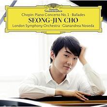 Musica per Pianoforte (Japanese SHM-CD) - SHM-CD di Fryderyk Franciszek Chopin,Seong-Jin Cho