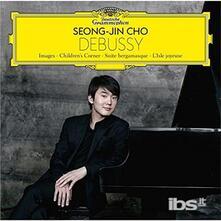 Debussy (SHM-CD Japanese) - SHM-CD di Claude Debussy,Seong-Jin Cho