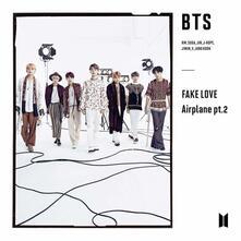 Fake Love - Airplane pt.2 - CD Audio Singolo di BTS
