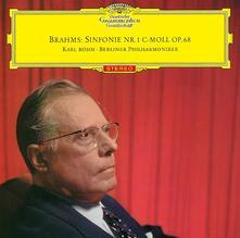 Sinfonia n.1 - CD Audio di Johannes Brahms,Berliner Philharmoniker,Karl Böhm