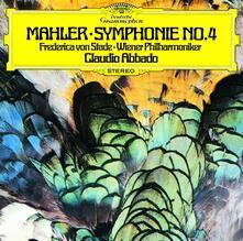 Sinfonia n.4 - CD Audio di Gustav Mahler,Claudio Abbado,Wiener Philharmoniker