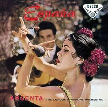España - CD Audio di London Symphony Orchestra
