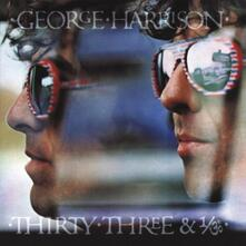 Thirty Three & 1/3 (HQ) - CD Audio di George Harrison