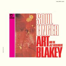 Soul Finger (Limited Reissue Edition) - CD Audio di Art Blakey