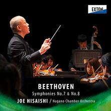 Sinfonie n.7, n.8 - CD Audio di Ludwig van Beethoven