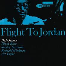 Flight to Jordan (Limited HQ) - CD Audio di Duke Jordan