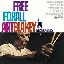 Free for All - CD Audio di Art Blakey