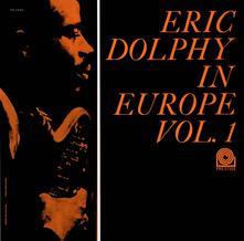 In Europe vol.1 (HQ) - CD Audio di Eric Dolphy