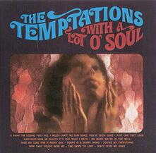 With a Lot o' Soul (Limited) - CD Audio di Temptations