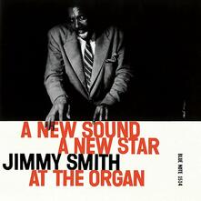 New Sound a New Star vol.2 Jimmy Smith at the Organ - CD Audio di Jimmy Smith