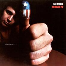 American Pie (Limited Edition) - CD Audio di Don McLean