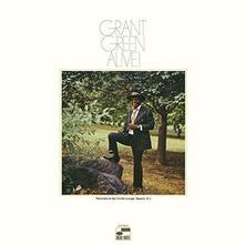 Alive (Limited Edition) - CD Audio di Grant Green