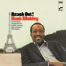 Reach Out! (Limited Edition) - CD Audio di Hank Mobley