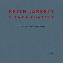 Vienna Concert (Limited Edition) - CD Audio di Keith Jarrett