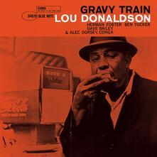 Gravy Train (Limited Edition) - CD Audio di Lou Donaldson