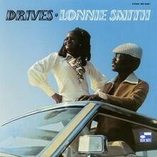 Drives (Limited Edition) - CD Audio di Lonnie Smith