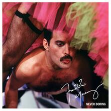 Never Boring - CD Audio + Blu-ray di Freddie Mercury