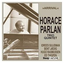 Arrival (Japanese Edition) - CD Audio di Horace Parlan