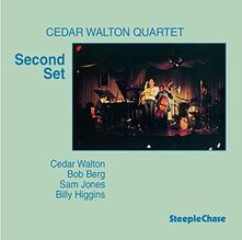 Second Set (Japanese Limited Edition) - CD Audio di Cedar Walton