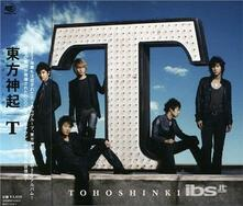 T Jacket C - CD Audio di Tohoshinki