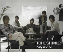 Keyword - Maze - CD Audio Singolo di Tohoshinki