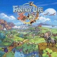 Fantasy Life (Colonna Sonora) (Japanese Edition) - CD Audio