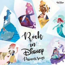 Rock in Disney (Japanese Edition) - CD Audio