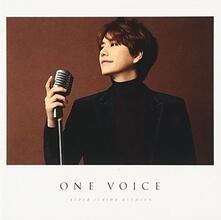 One Voice (Japanese Edition) - CD Audio di Super Junior