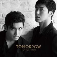 Tomorrow - CD Audio di Tohoshinki