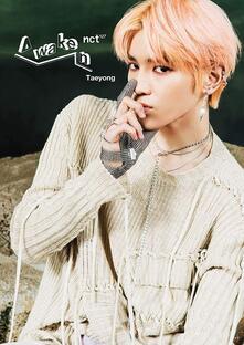 Awaken. Taeyong Version (Limited Edition) - CD Audio di NCT 127