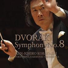 Sinfonia n.8 - CD Audio di Antonin Dvorak