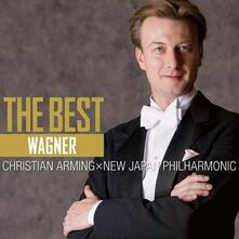 The Best - CD Audio di Richard Wagner,New Japan Philharmonic Orchestra,Christian Arming