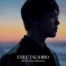All-The-Time Memories - CD Audio + DVD di Takahiro