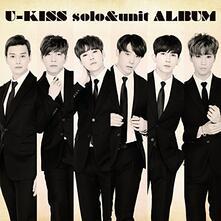 Solo & Unit Album (Japanese Edition) - CD Audio di U-Kiss