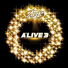 A'Live3 - CD Audio di Arp