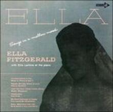 Songs in a Mellow Mood (Japanese Edition + Bonus Tracks) - CD Audio di Ella Fitzgerald