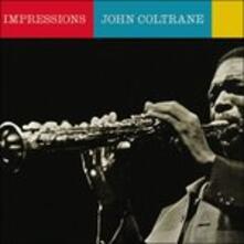 Impression (Japanese Edition) - CD Audio di John Coltrane