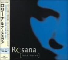 Luna Nueva (Japanese Edition + Bonus Tracks) - CD Audio di Rosana