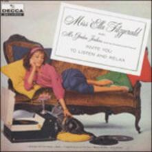 Invite You to Listen. (Japanese Edition) - CD Audio di Ella Fitzgerald